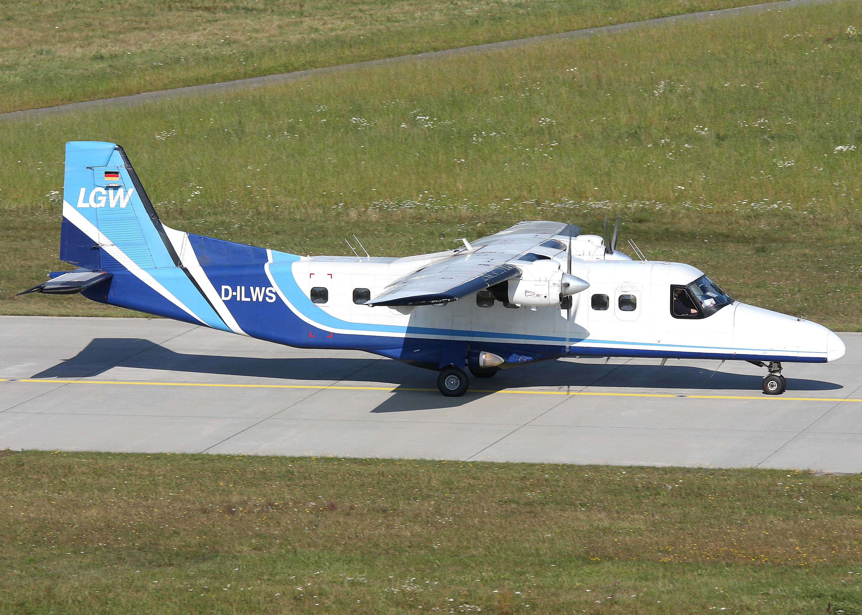 航空LGV Lyuftfartgezelshaftウォルター(LGW Luftfahrtgesellschaftウォルター).2