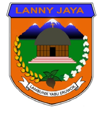 Lambang Kabupaten Lanny Jaya, Papua.jpg