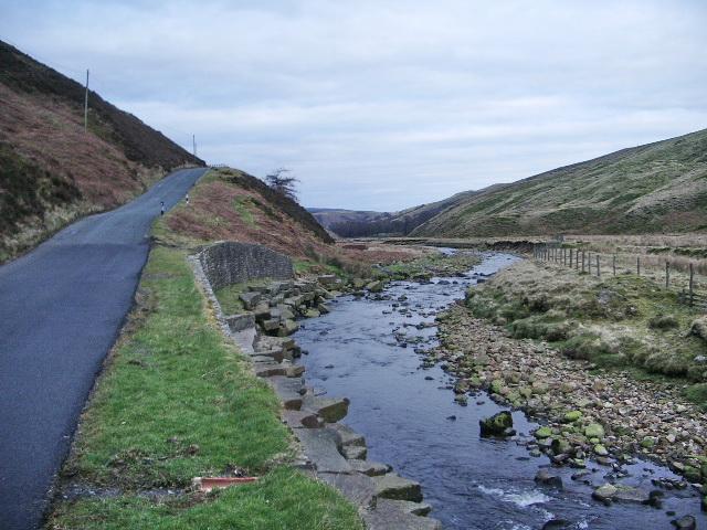 Langden Brook, Trough of Bowland - geograph.org.uk - 733046