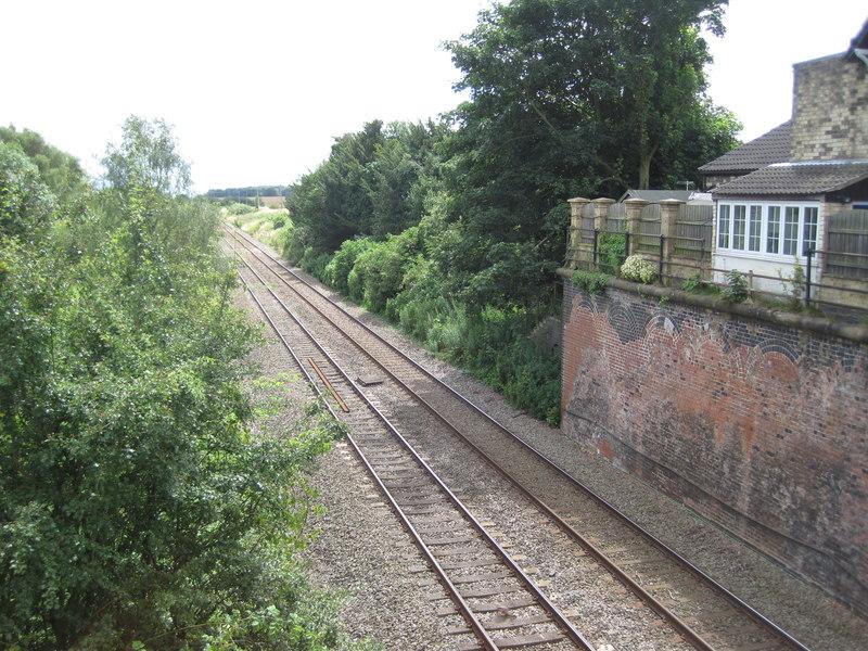 North Park Lincoln >> Lea railway station - Wikipedia