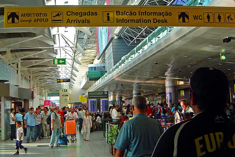 Aeroporto Lisbona : Aeroporti del mondo page skyscrapercity