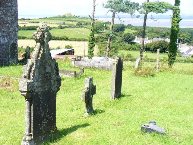 Llanmadoc Churchyard - geograph.org.uk - 1417256