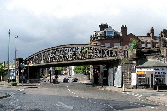 Cantilever bridge  Simple English Wikipedia the free