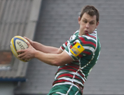 Louis Deacon English rugby union player