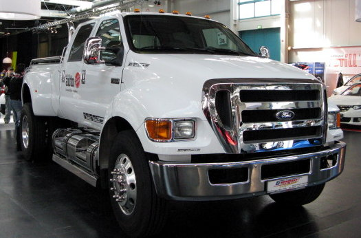 Ford F 650 Ford F650