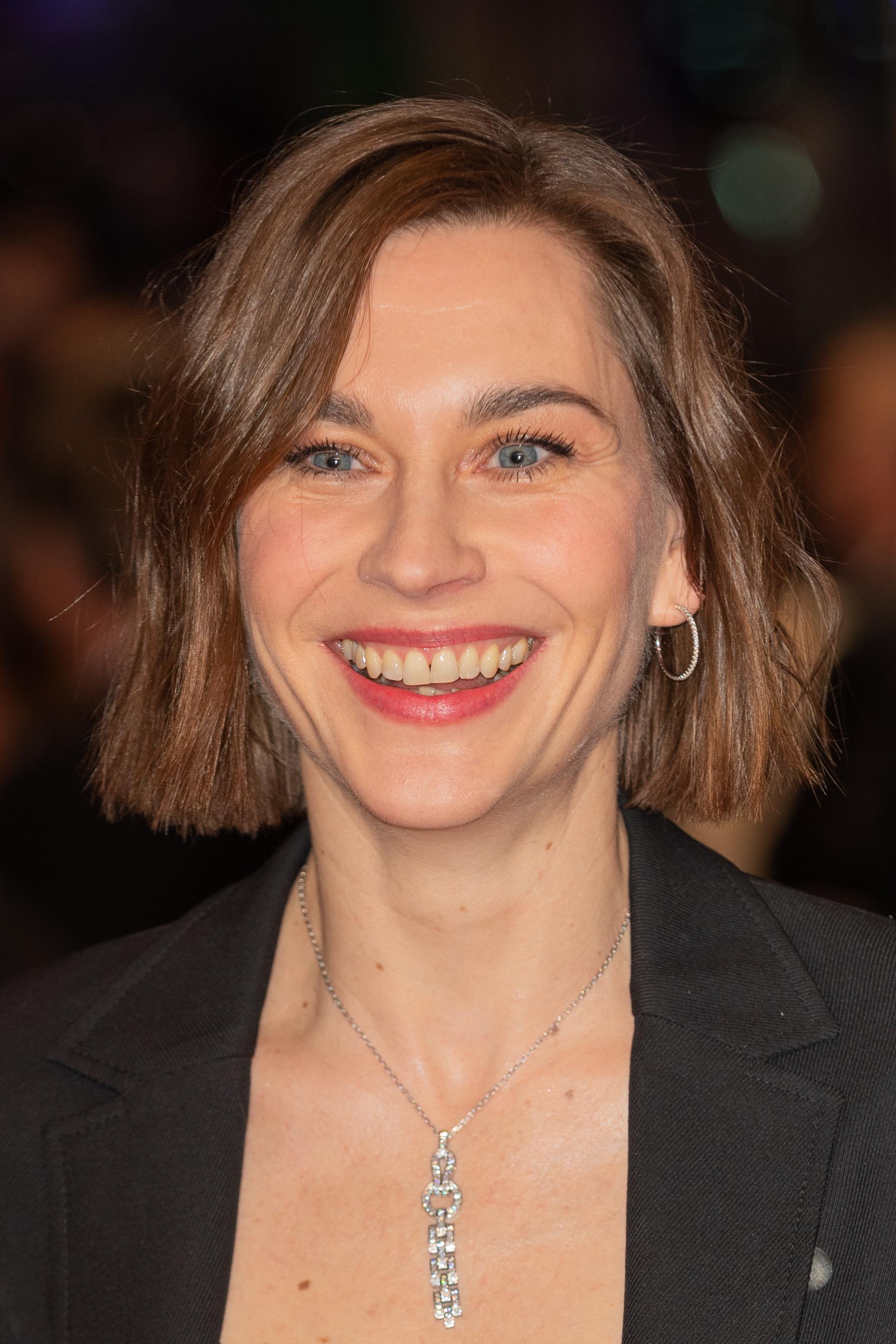 De 46-años 172 cm de altura Christiane Paul en 2020 foto