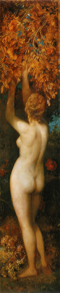 Hans Makart (May 28, 1840 - October 3, 1884) w...