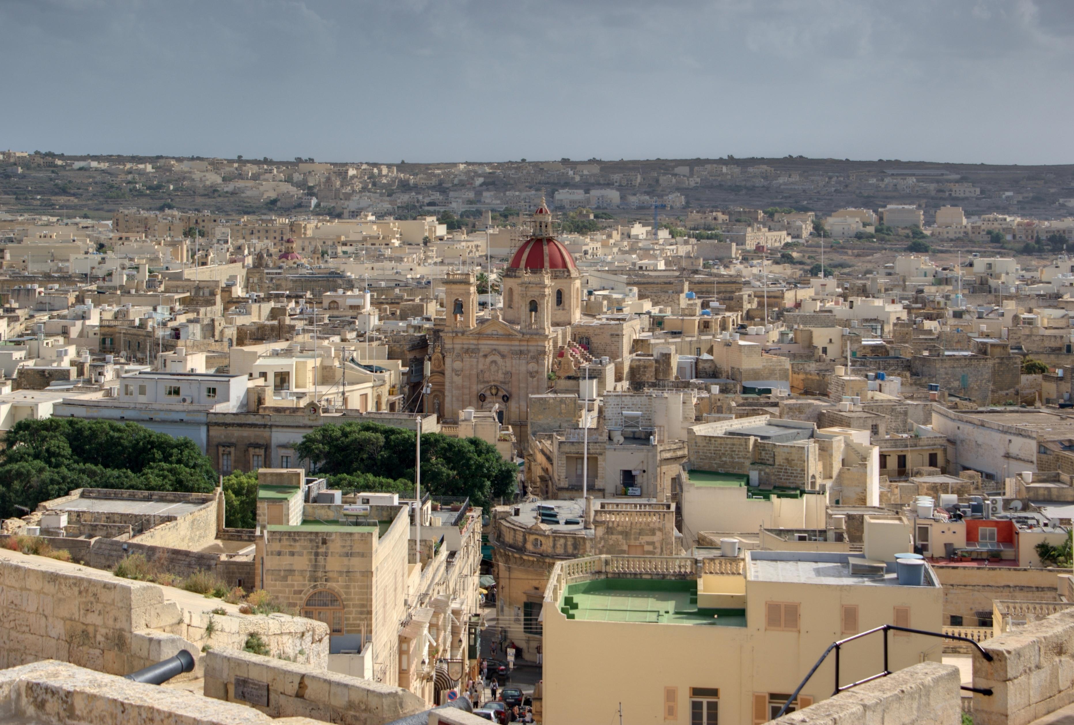 Gozo Malta  city photos gallery : Malta Gozo Victoria BW 2011 10 08 15 32 18 Wikimedia ...