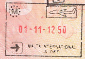 Malta schengen entry stamp.png