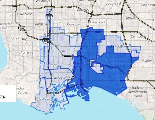 Neighborhoods Long Beach California
