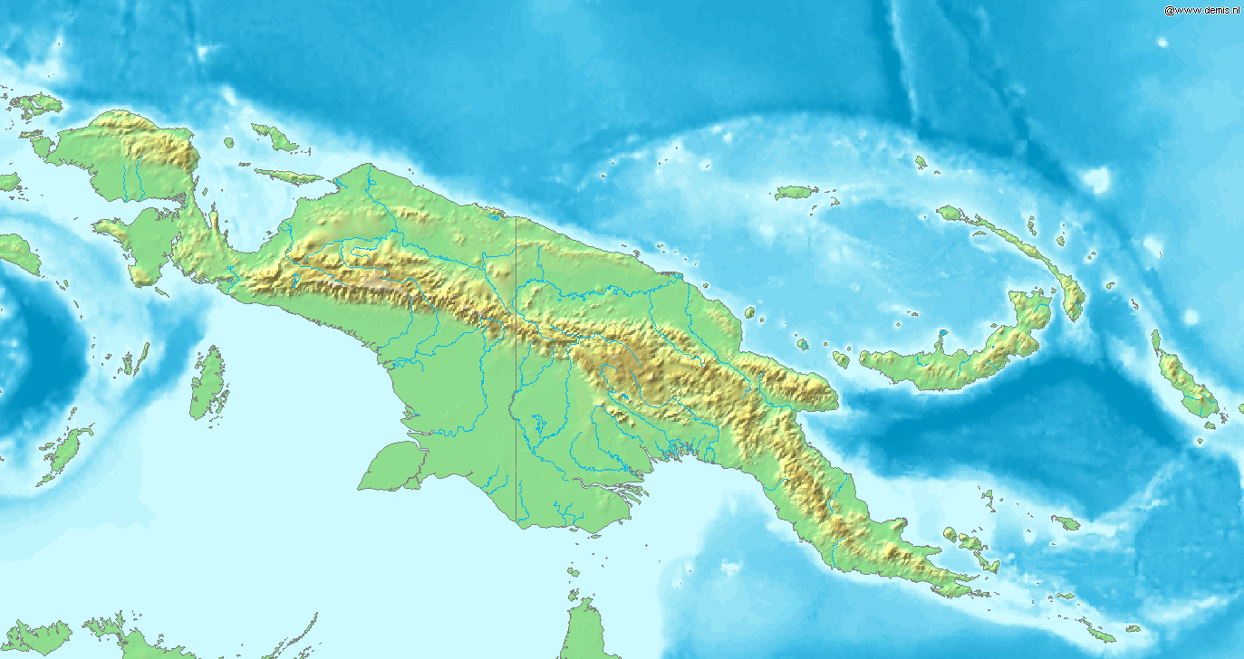 Download this File Map New Guinea Demis picture