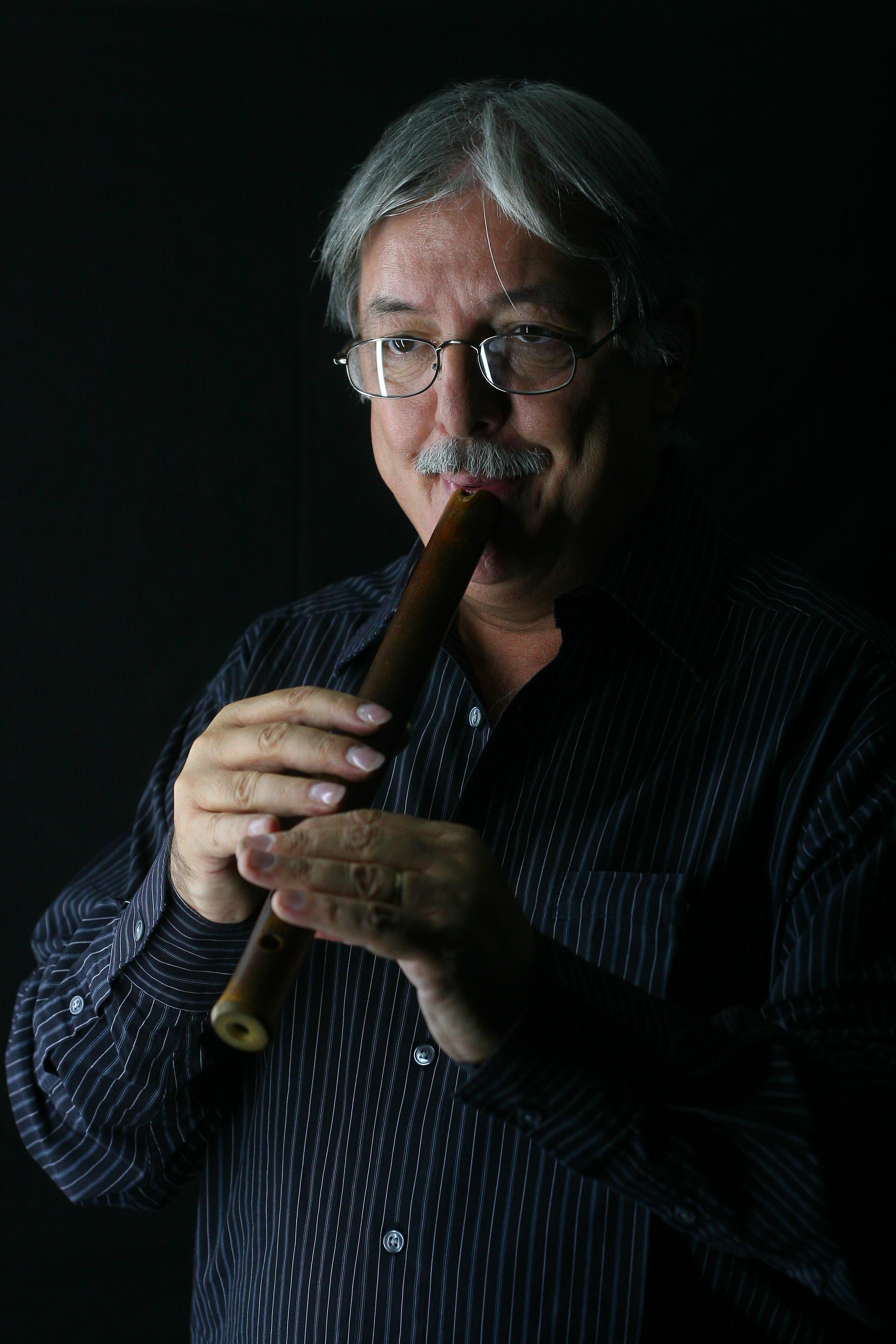 Marcelo Coulón miembro histórico del conjunto