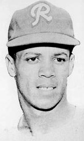 Wills as a member of the PCL Seattle Rainiers in 1957.