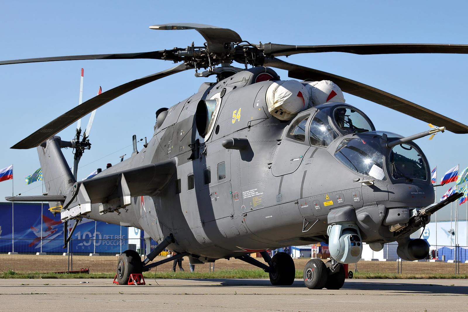 Mil Mi-24 - Military Wiki