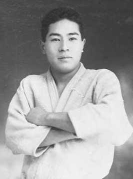 Depiction of Minoru Mochizuki