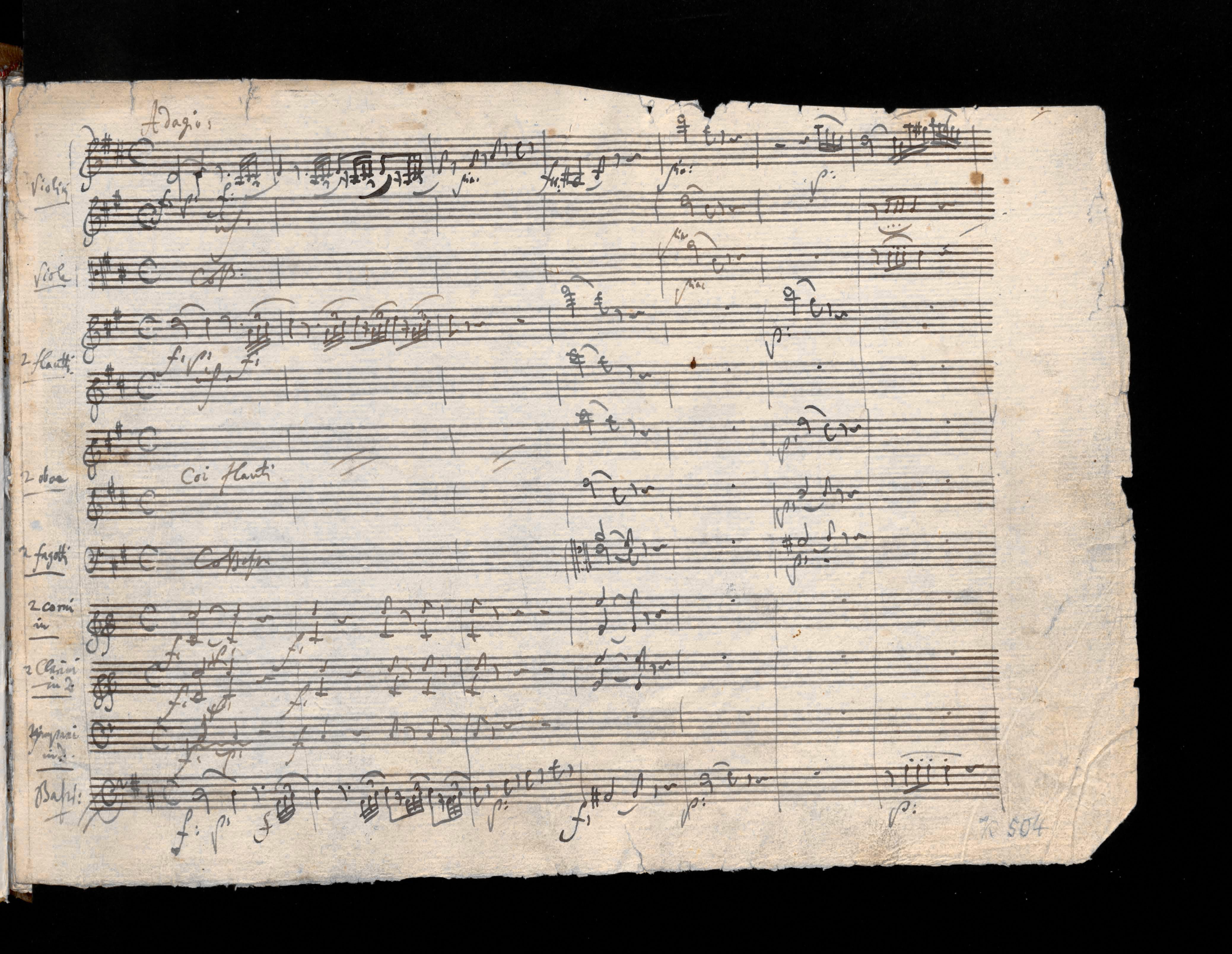 Symphony No 38 Mozart Wikipedia