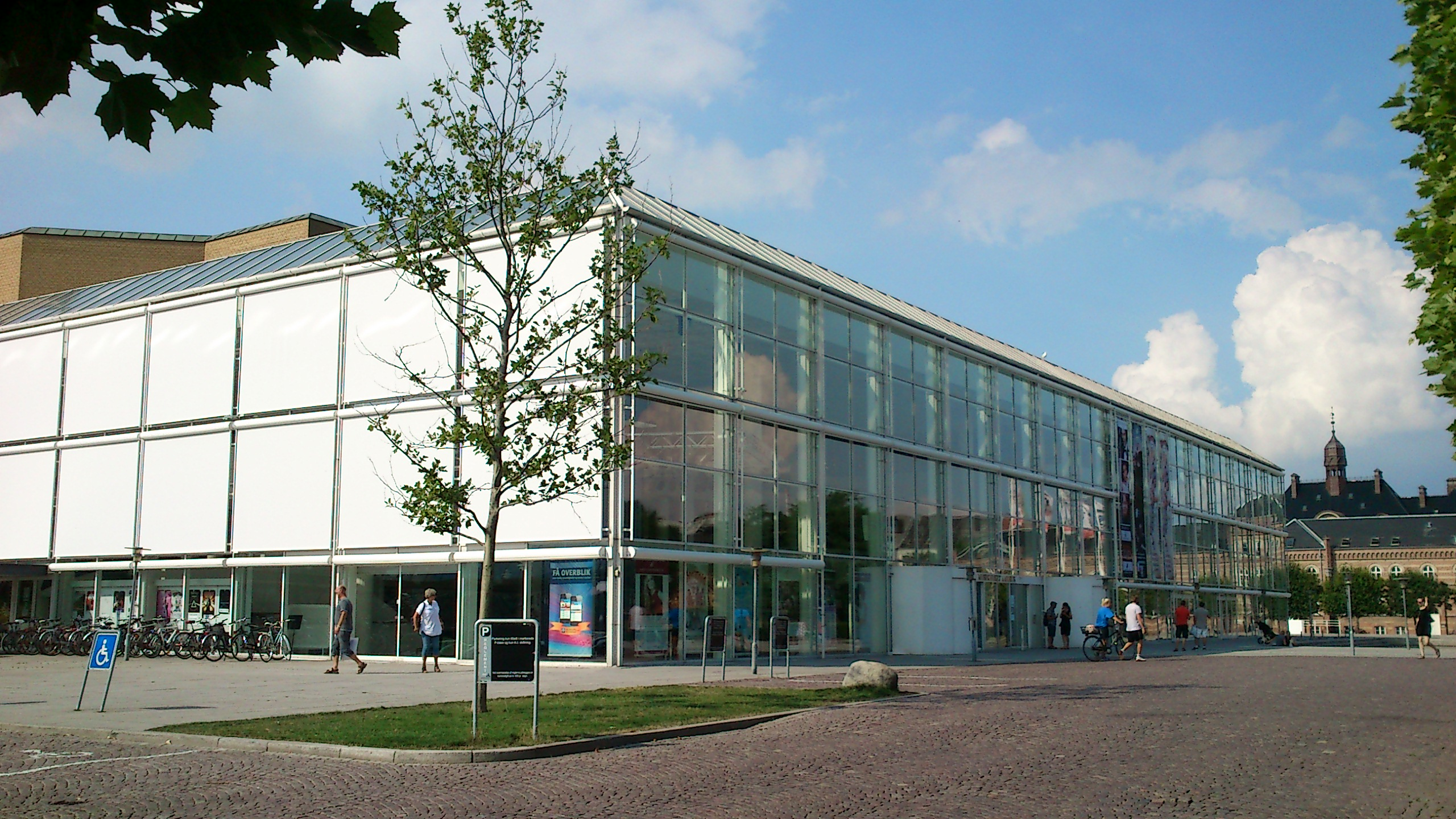 Musikhuset Aarhus ark esbjerg