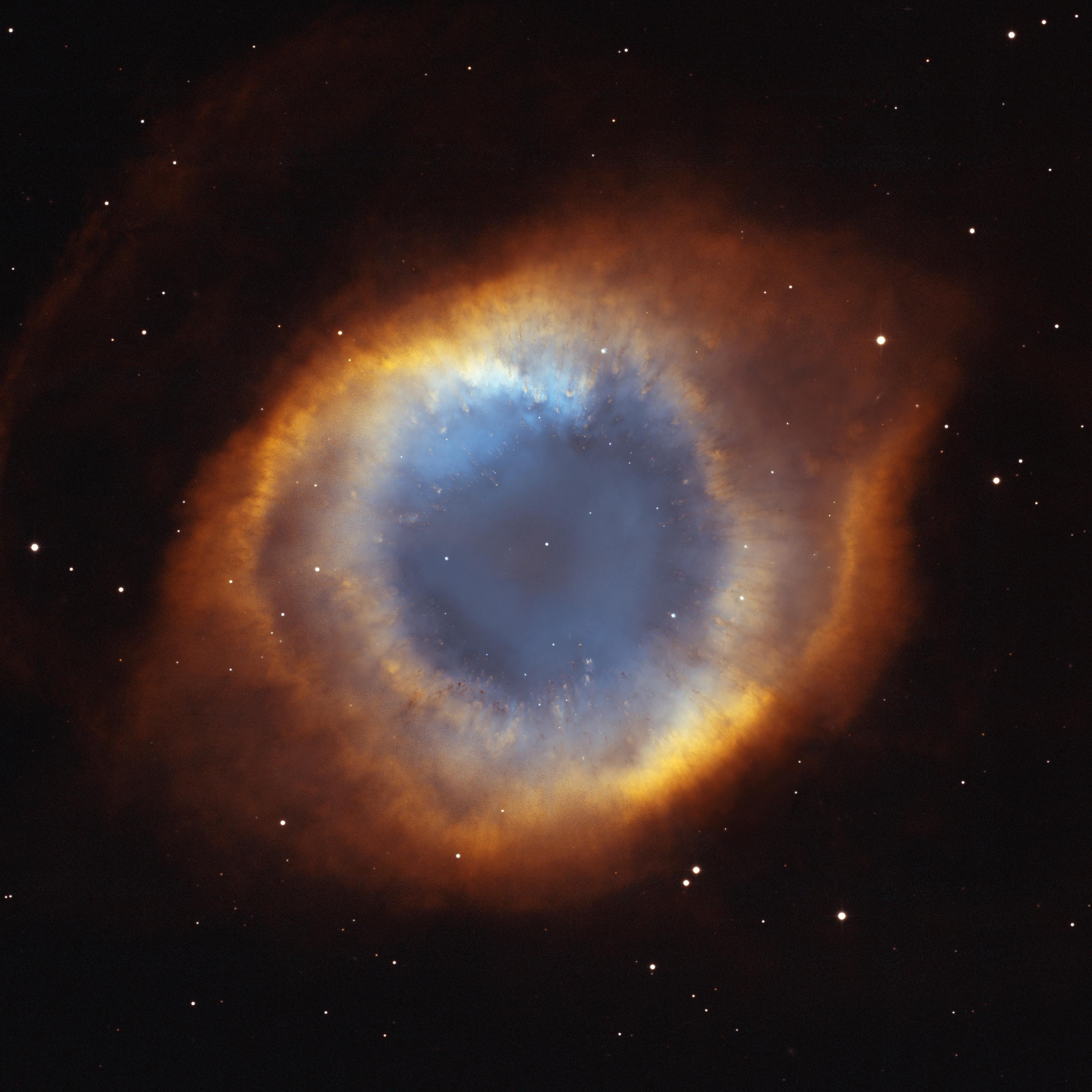 ngc 7293 the helix nebula - photo #3