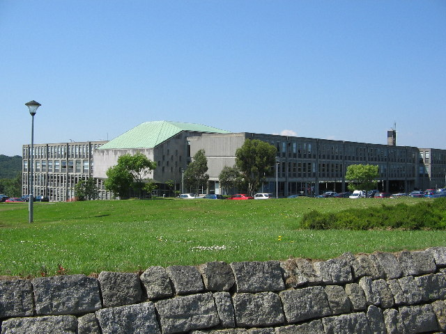 Cornwall Council's headquarters in Truro