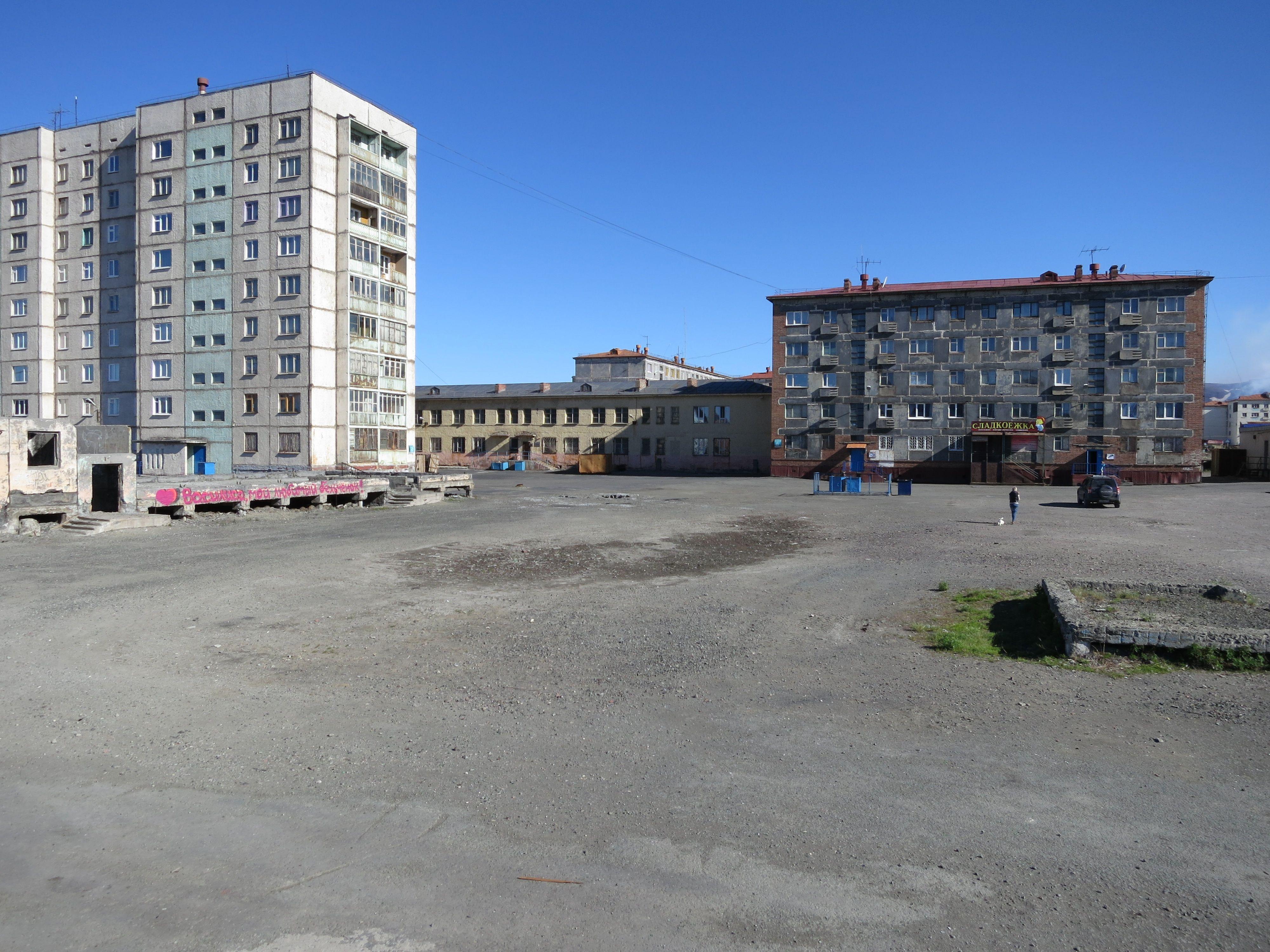Dating Forums in Norilsk