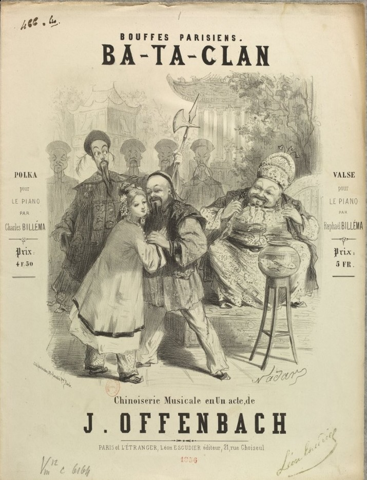 Notenheft Jaque Offenbach - BA-TA-CLAN.jpg