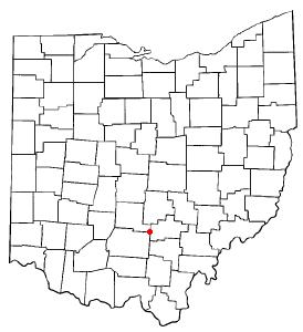 Laurelville, Ohio Village in Ohio, United States
