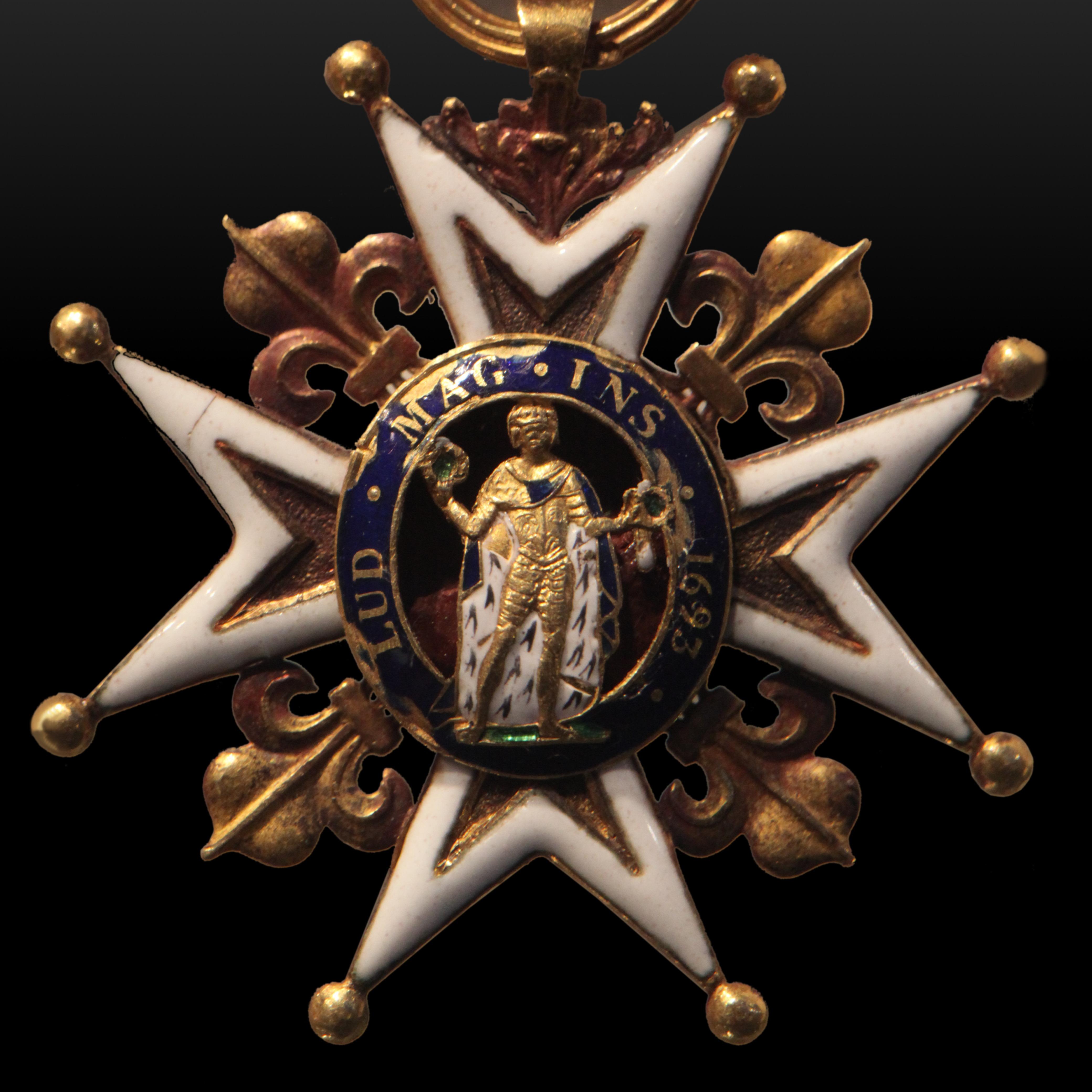 Order of Saint Louis IMG 2674.jpg