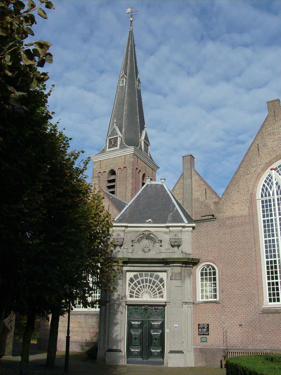 Oude of Martinikerk (Voorburg) - Wikipedia