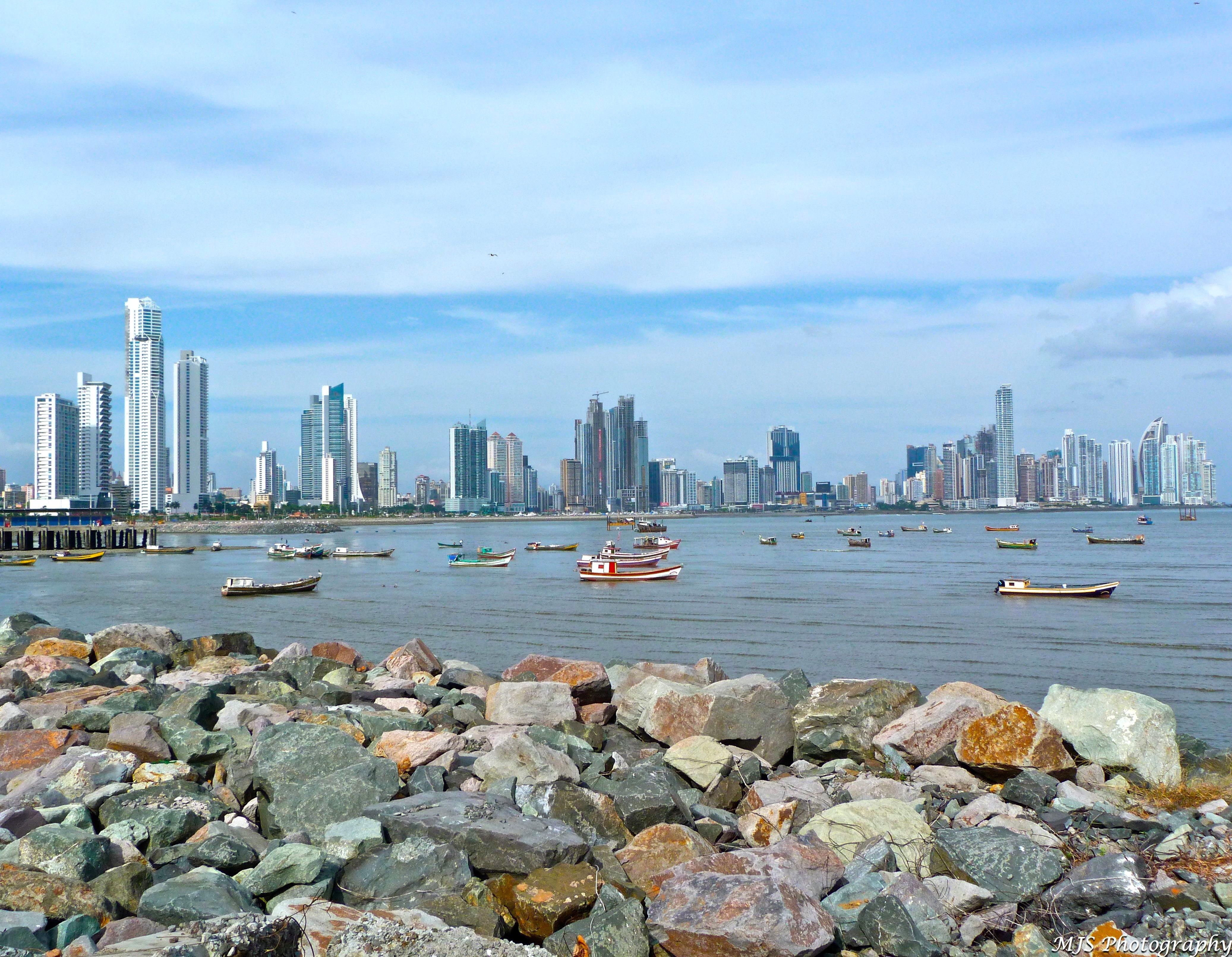 Panama City Panama  City new picture : Description Panama City Skyline