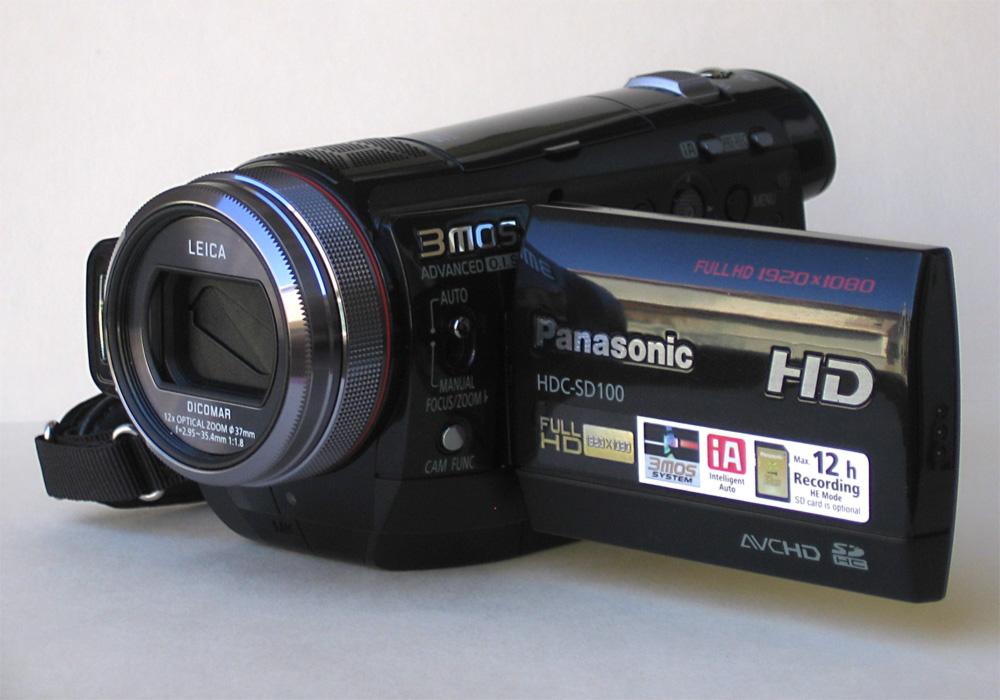 Видеокамера Panasonic SDR-H100 - где купить в Москве. Цена, характеристики, стоимость доставки видеокамера Панасоник/Panasonic SDR-H100 на Товары@Mail