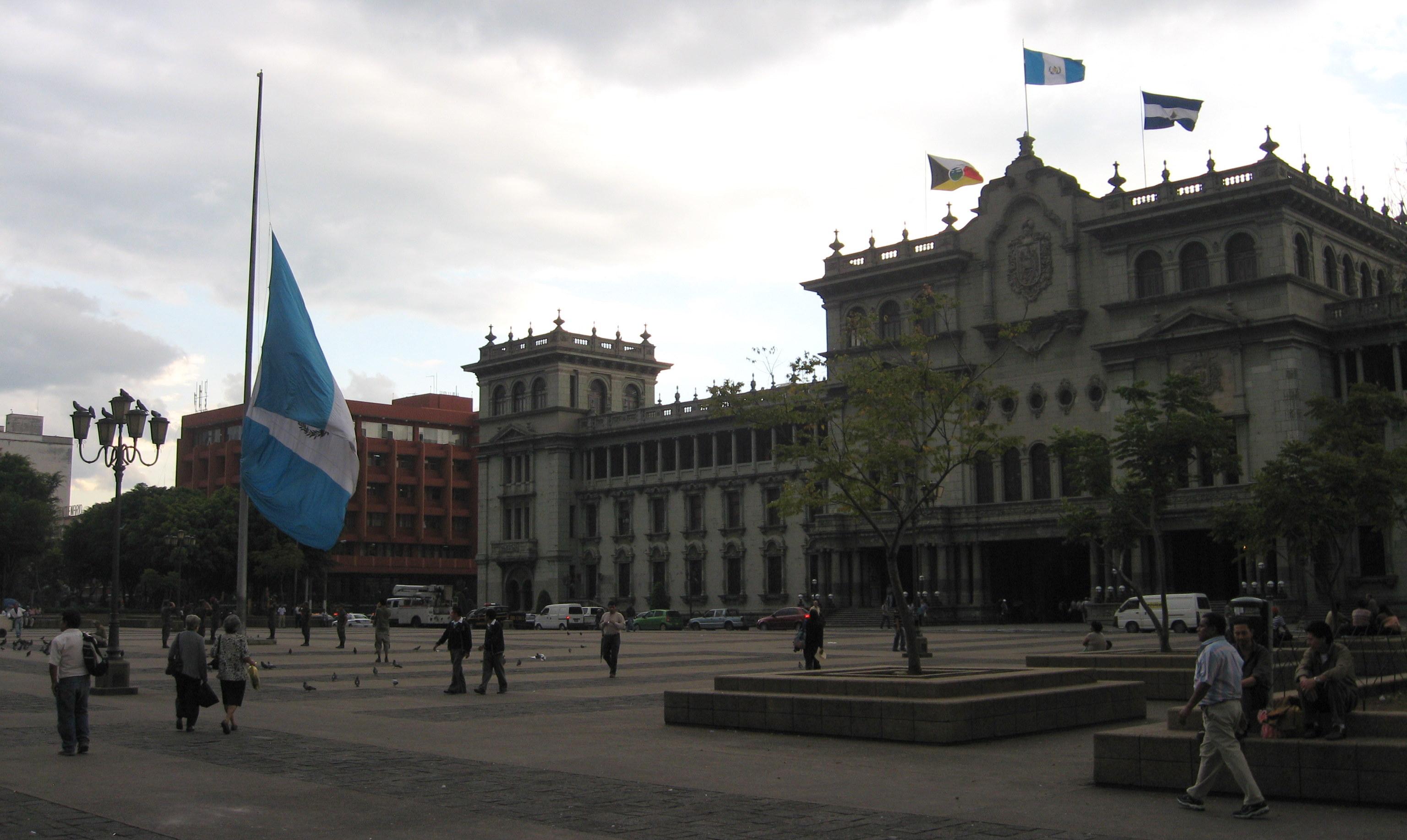 Plaza De La Constitución Ciudad De Guatemala Wikipedia