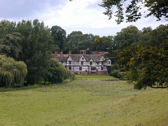 Red Wing Ford >> Pitchford Hall - Wikipedia