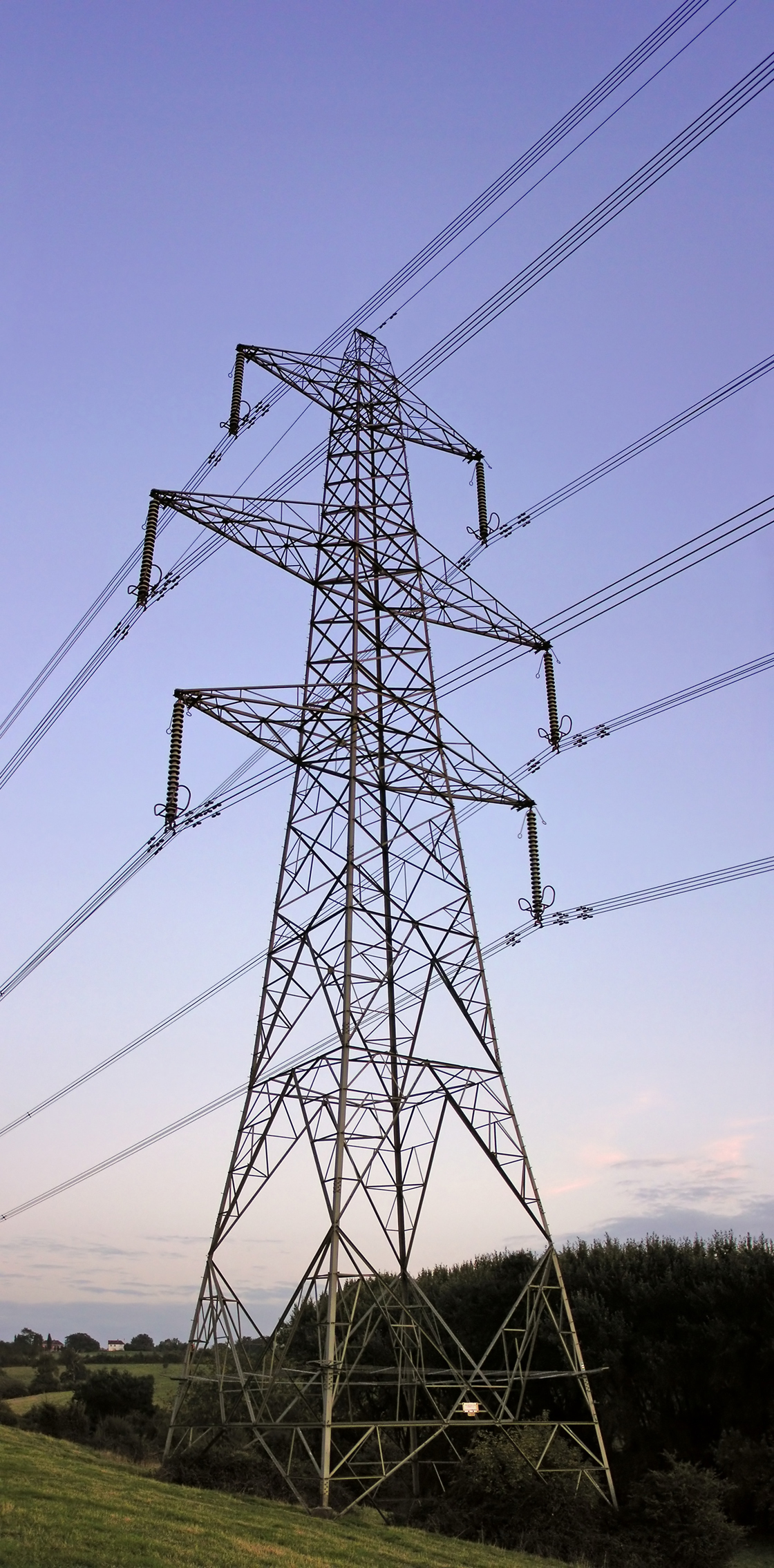 Overhead power line - Wikipedia on