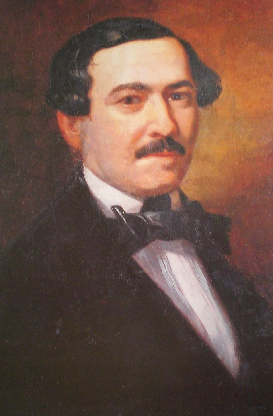 Image result for rafael maria baralt pintura del siglo 19