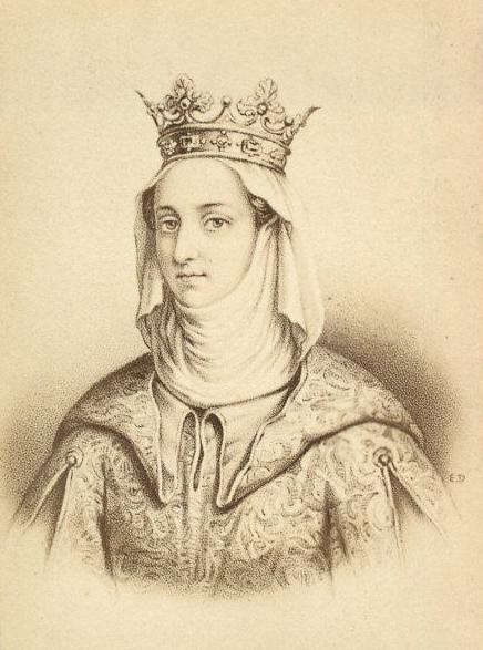 Juana I de Navarra.