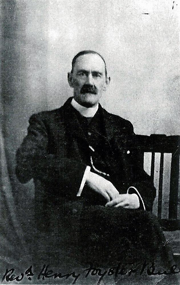 Reverent Henry Bull