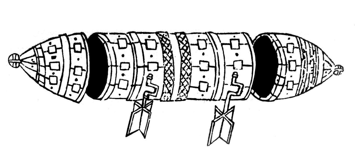 U-Boot von Roberto Valturio (1472)