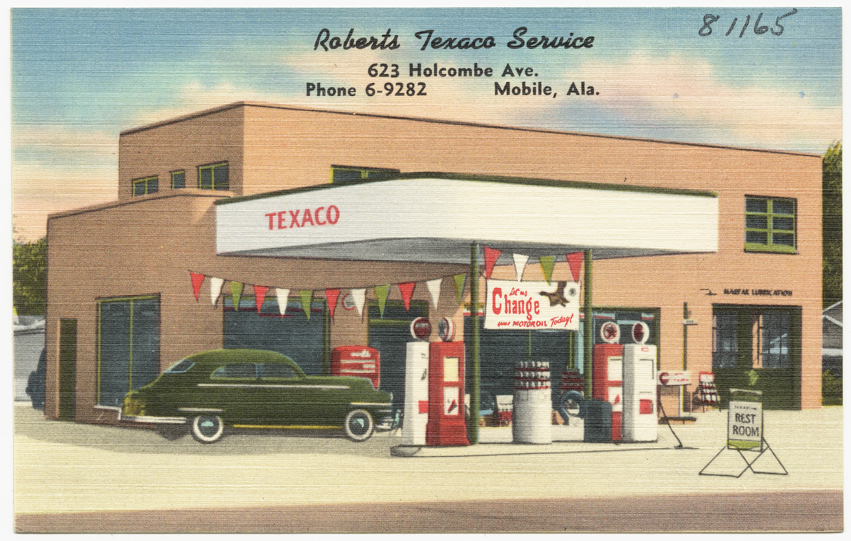 Annif Eric.L Roberts_Texaco_Service