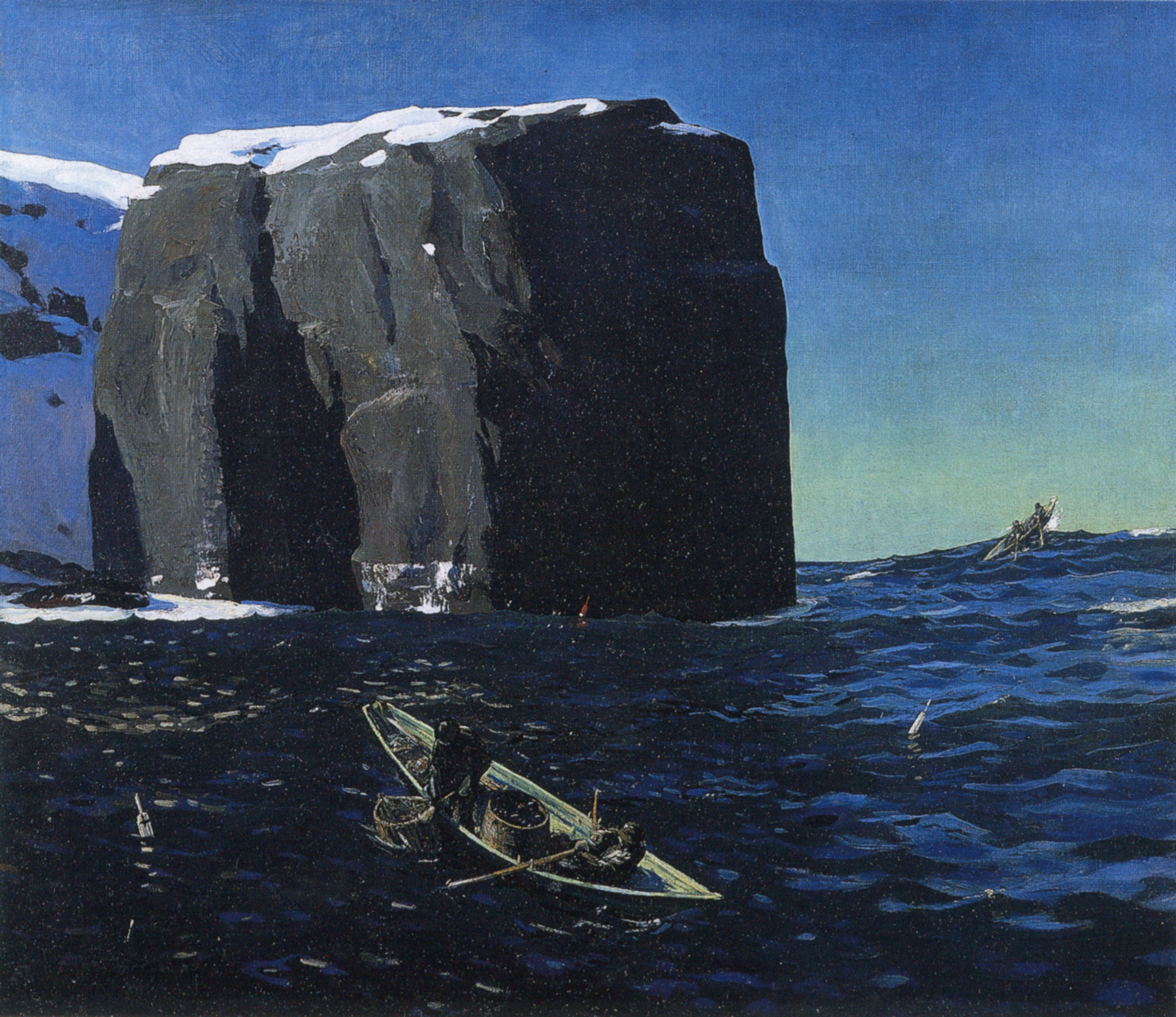File:Rockwell Kent - Toilers of the Sea.jpg