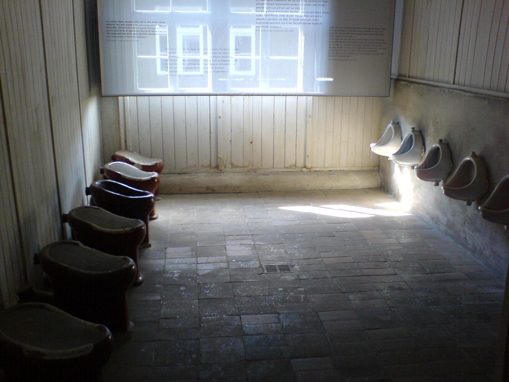 SachsenhausenToilet
