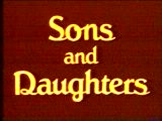 sons and daughters australian tv series wikipedia