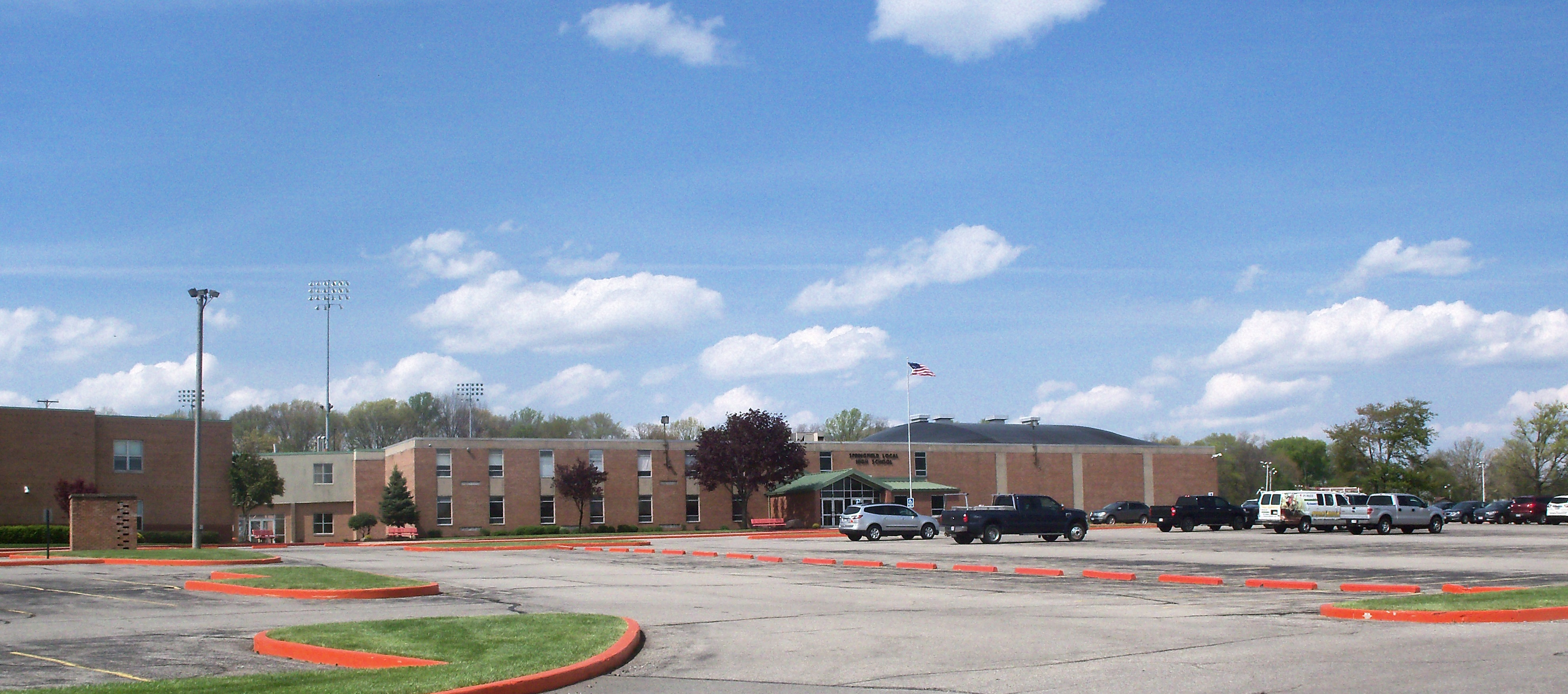 Springfield Local High School (New Middletown, Ohio) - Wikipedia