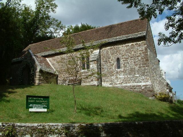 St. Nicholas Church, Arne - geograph.org.uk - 48754