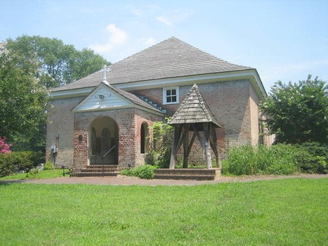 St John S Episcopal Church Fort Washington Maryland