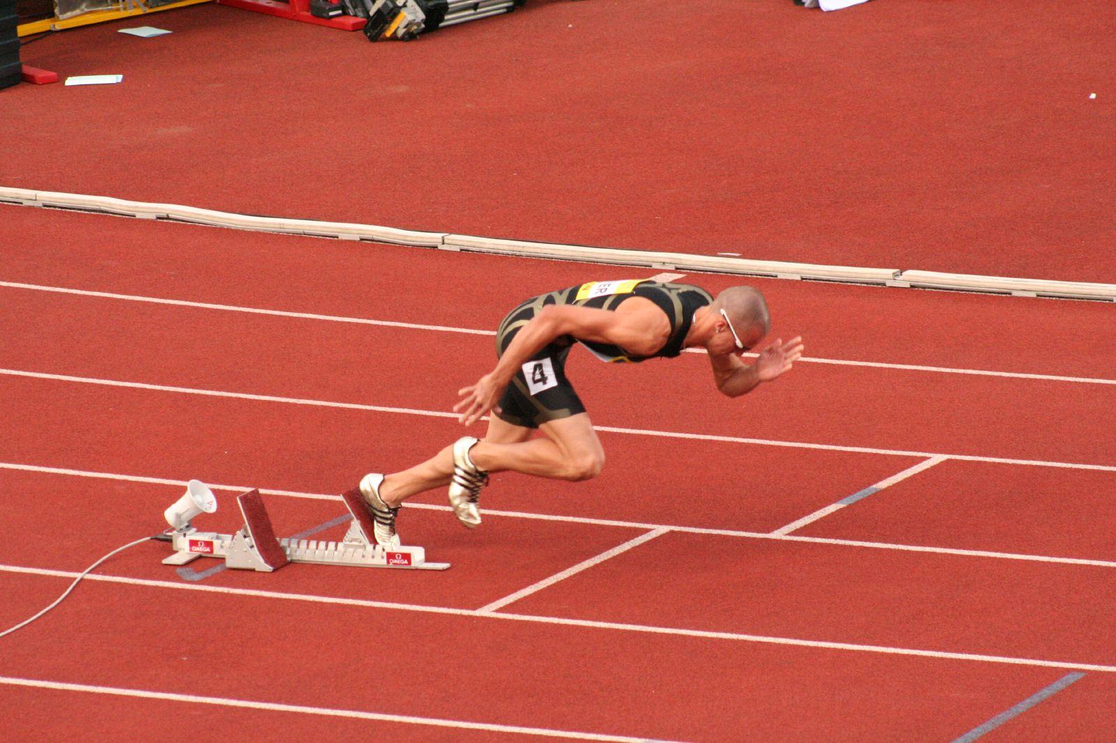 Доклад по легкой атлетике бег на короткие дистанции 4197