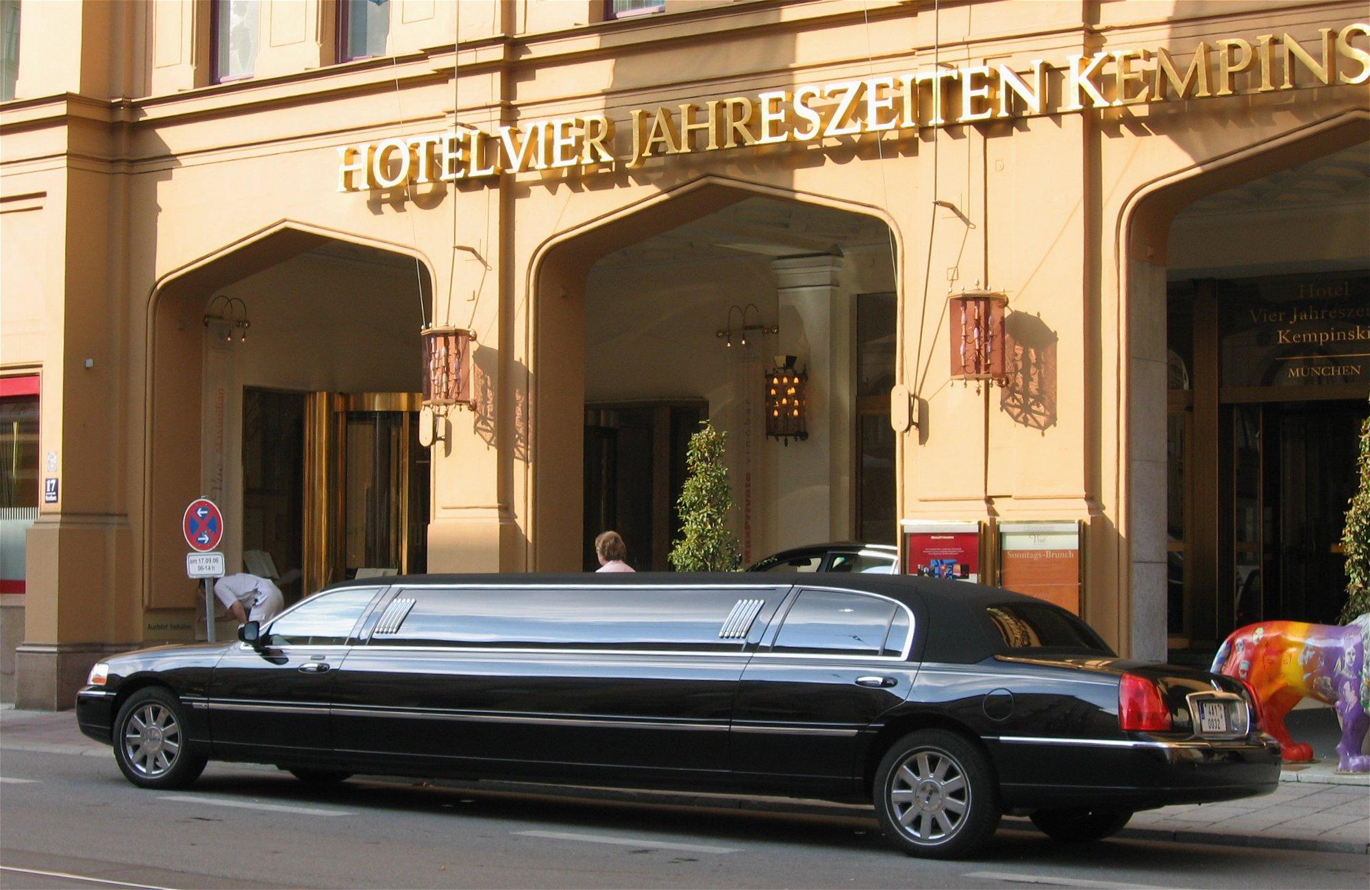 Jahreszeiten Hotel