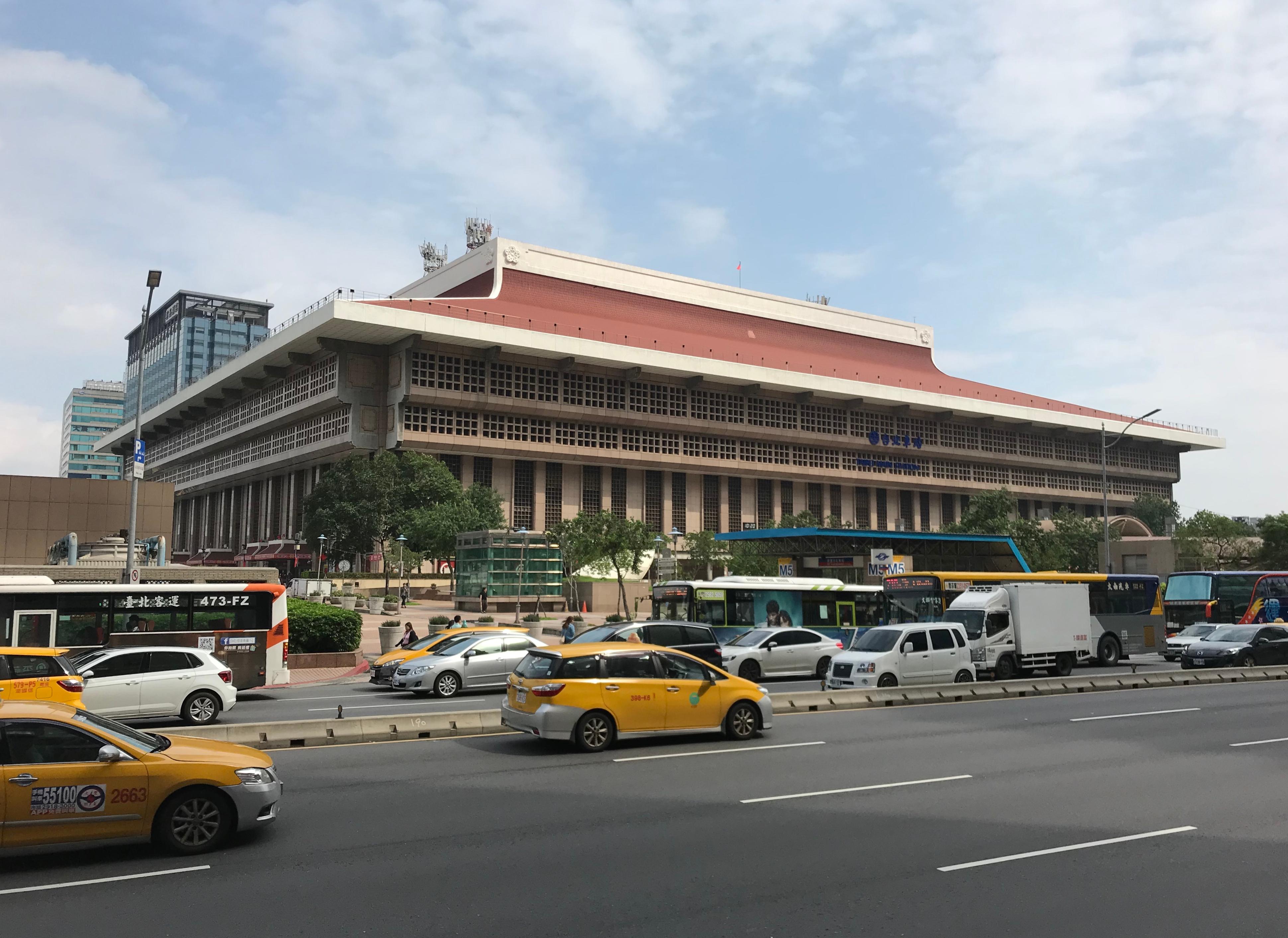 Taipei Main Station - Wikipedia