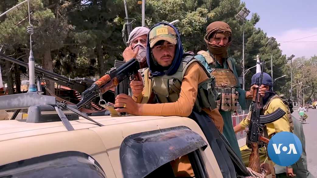 Taliban Fighters and Truck in Kabul, August 17 2021.png
