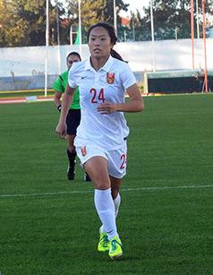 Tang Jiali (footballer) association football player