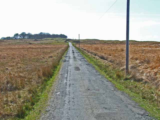 Tarmac again^ - geograph.org.uk - 163187